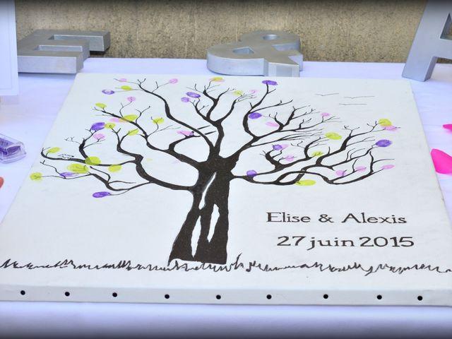 Le mariage de Alexis et Elise à Luzarches, Val-d'Oise 78