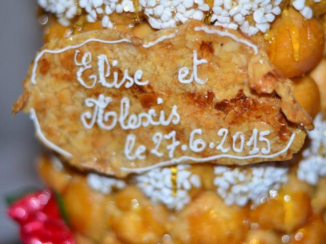 Le mariage de Alexis et Elise à Luzarches, Val-d'Oise 87