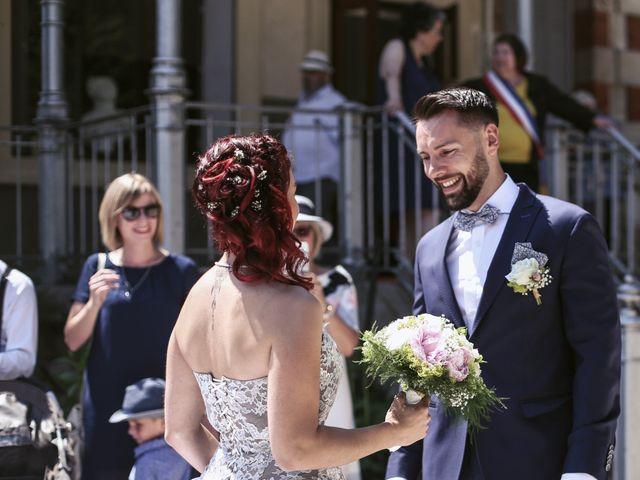 Le mariage de Dorian et Ophélie à Héricourt, Haute-Saône 18