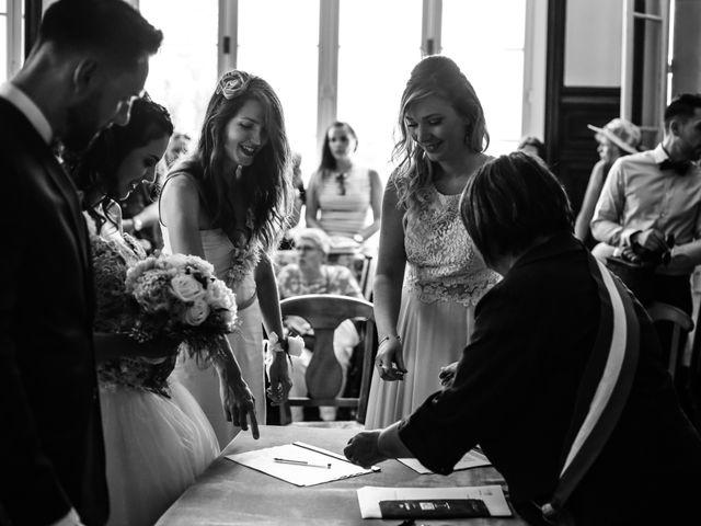 Le mariage de Dorian et Ophélie à Héricourt, Haute-Saône 20