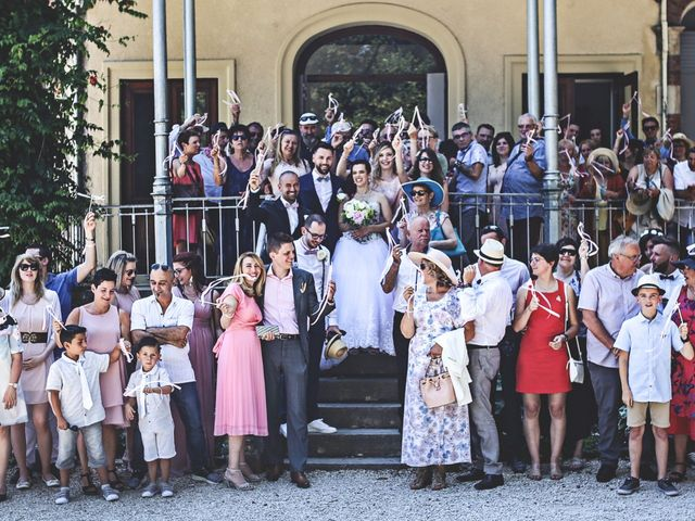Le mariage de Dorian et Ophélie à Héricourt, Haute-Saône 25