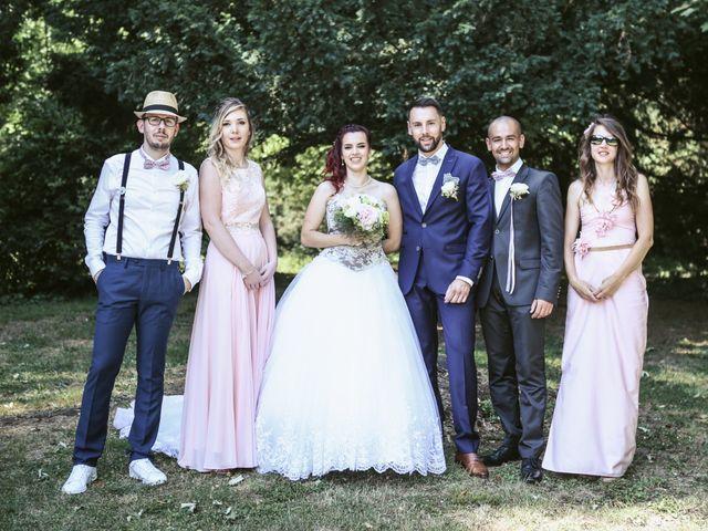 Le mariage de Dorian et Ophélie à Héricourt, Haute-Saône 26
