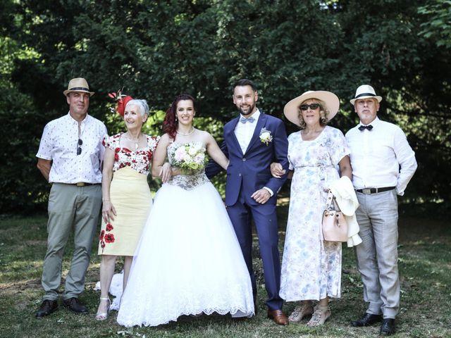 Le mariage de Dorian et Ophélie à Héricourt, Haute-Saône 28