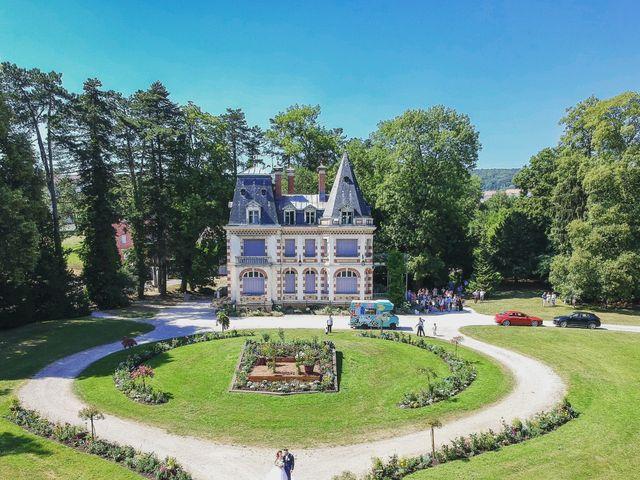 Le mariage de Dorian et Ophélie à Héricourt, Haute-Saône 32