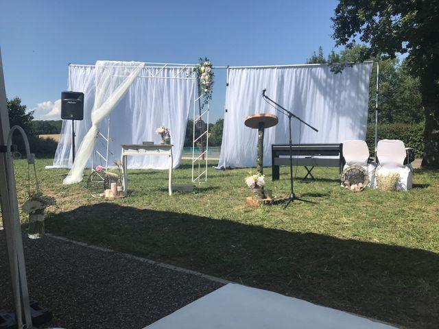 Le mariage de Dorian et Ophélie à Héricourt, Haute-Saône 37