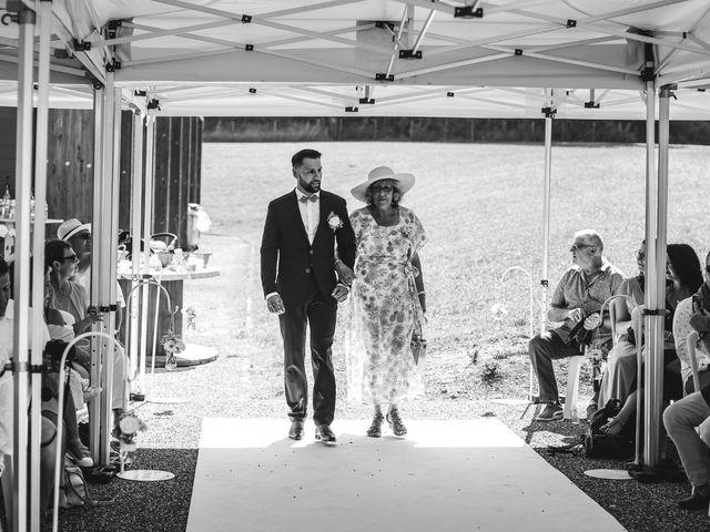 Le mariage de Dorian et Ophélie à Héricourt, Haute-Saône 38
