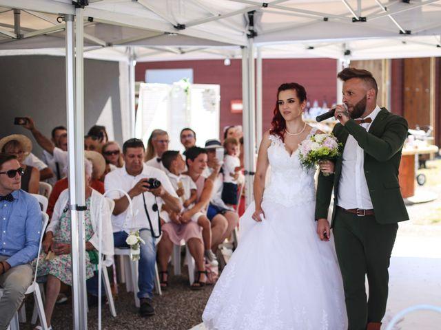 Le mariage de Dorian et Ophélie à Héricourt, Haute-Saône 41