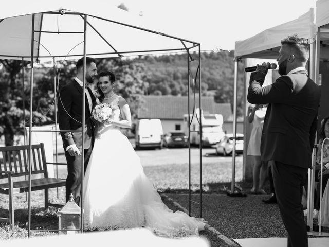 Le mariage de Dorian et Ophélie à Héricourt, Haute-Saône 42