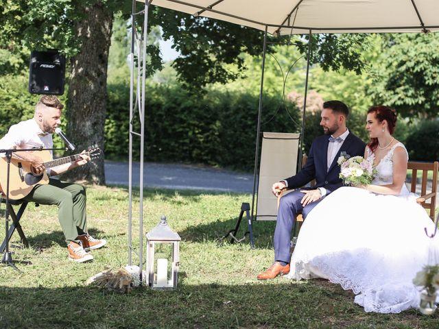 Le mariage de Dorian et Ophélie à Héricourt, Haute-Saône 45