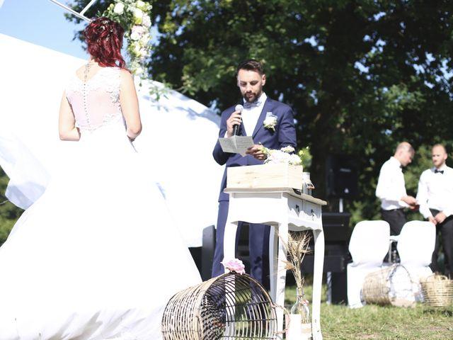 Le mariage de Dorian et Ophélie à Héricourt, Haute-Saône 50