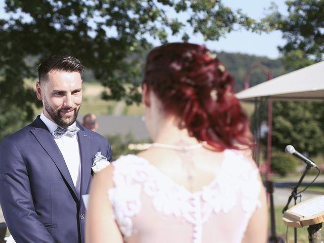 Le mariage de Dorian et Ophélie à Héricourt, Haute-Saône 54