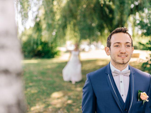 Le mariage de Mickael et Océane à Vienne, Isère 14