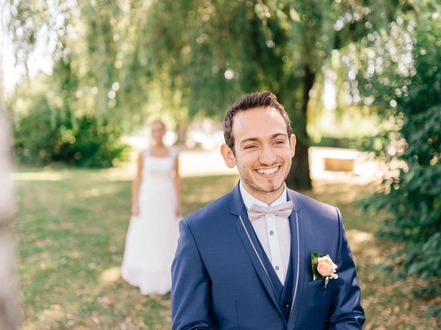 Le mariage de Mickael et Océane à Vienne, Isère 16