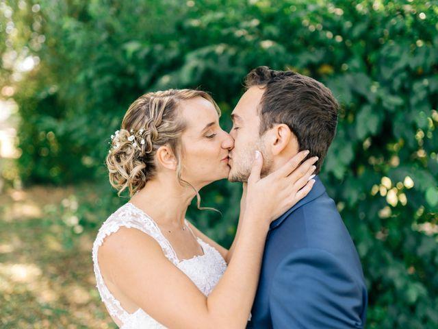 Le mariage de Océane et Mickael