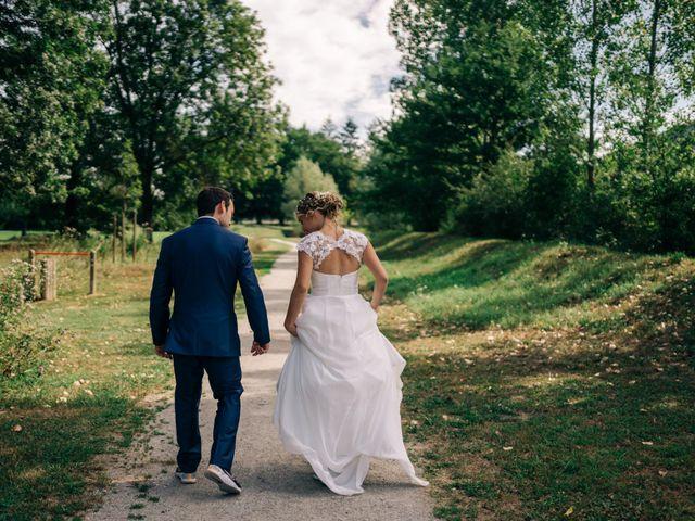 Le mariage de Mickael et Océane à Vienne, Isère 24