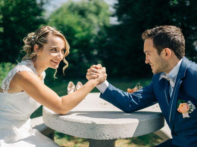 Le mariage de Mickael et Océane à Vienne, Isère 25