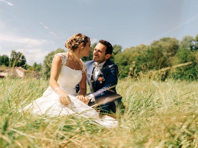Le mariage de Mickael et Océane à Vienne, Isère 28