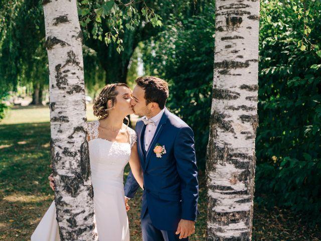 Le mariage de Mickael et Océane à Vienne, Isère 31