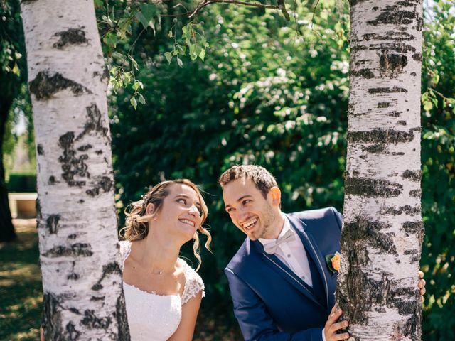 Le mariage de Mickael et Océane à Vienne, Isère 32