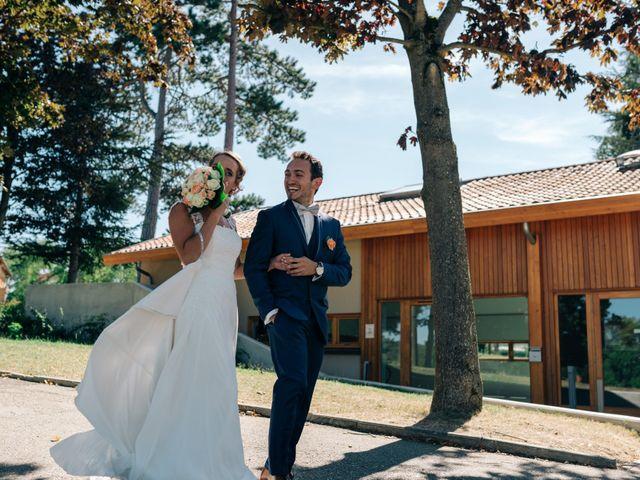 Le mariage de Mickael et Océane à Vienne, Isère 40