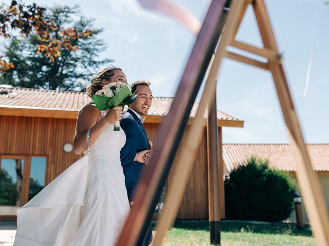 Le mariage de Mickael et Océane à Vienne, Isère 41