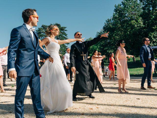 Le mariage de Mickael et Océane à Vienne, Isère 42