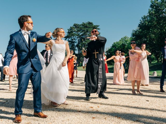 Le mariage de Mickael et Océane à Vienne, Isère 43