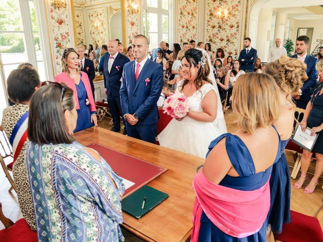 Le mariage de Quentin et Noellia à Savigny-le-Temple, Seine-et-Marne 69