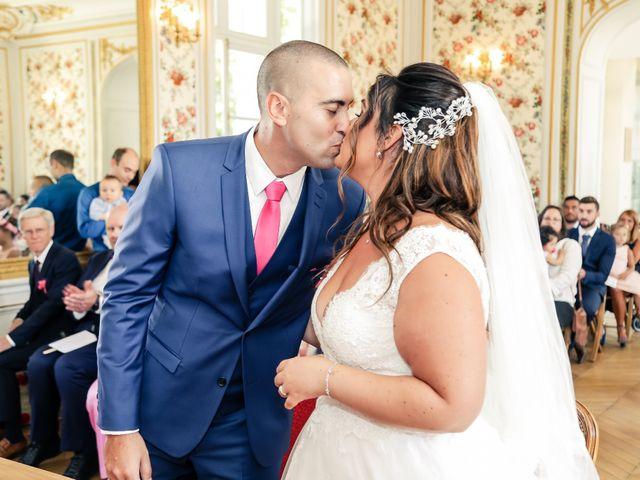 Le mariage de Quentin et Noellia à Savigny-le-Temple, Seine-et-Marne 77