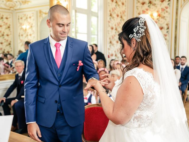 Le mariage de Quentin et Noellia à Savigny-le-Temple, Seine-et-Marne 86