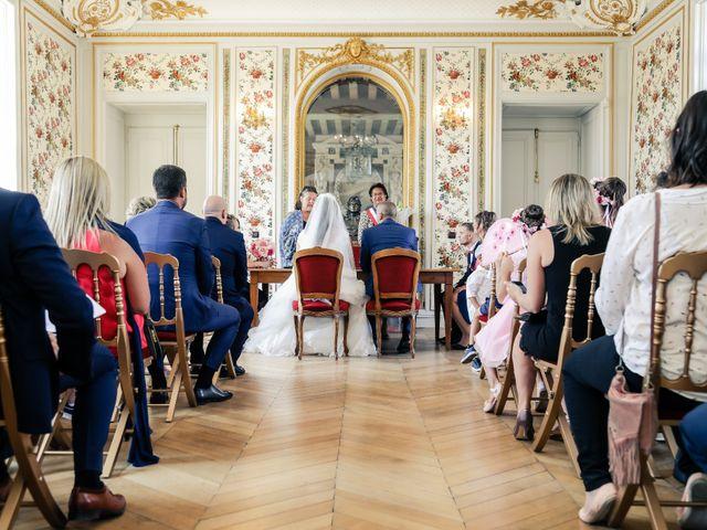 Le mariage de Quentin et Noellia à Savigny-le-Temple, Seine-et-Marne 89