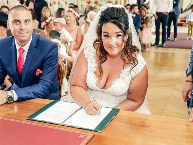 Le mariage de Quentin et Noellia à Savigny-le-Temple, Seine-et-Marne 90