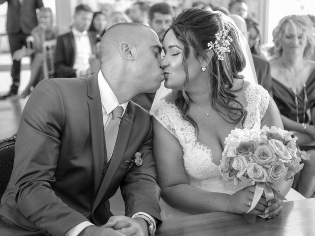 Le mariage de Quentin et Noellia à Savigny-le-Temple, Seine-et-Marne 93