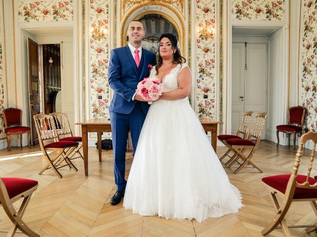 Le mariage de Quentin et Noellia à Savigny-le-Temple, Seine-et-Marne 96