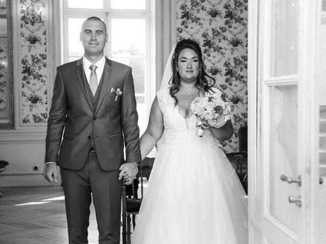 Le mariage de Quentin et Noellia à Savigny-le-Temple, Seine-et-Marne 97