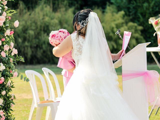 Le mariage de Quentin et Noellia à Savigny-le-Temple, Seine-et-Marne 134