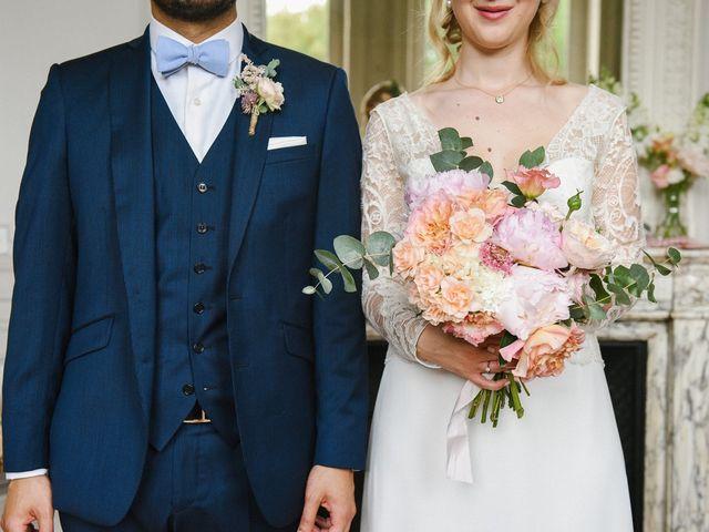 Le mariage de Nadia Célia et Kévin