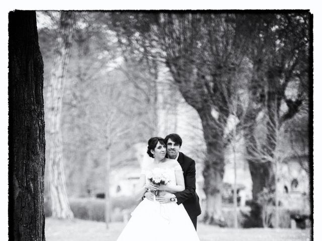 Le mariage de Marc et Delphine à Sainte-Geneviève, Oise 4