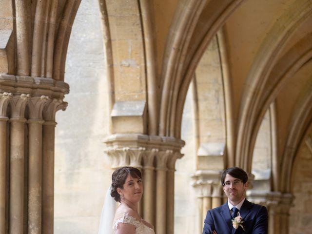 Le mariage de Marc et Delphine à Sainte-Geneviève, Oise 8