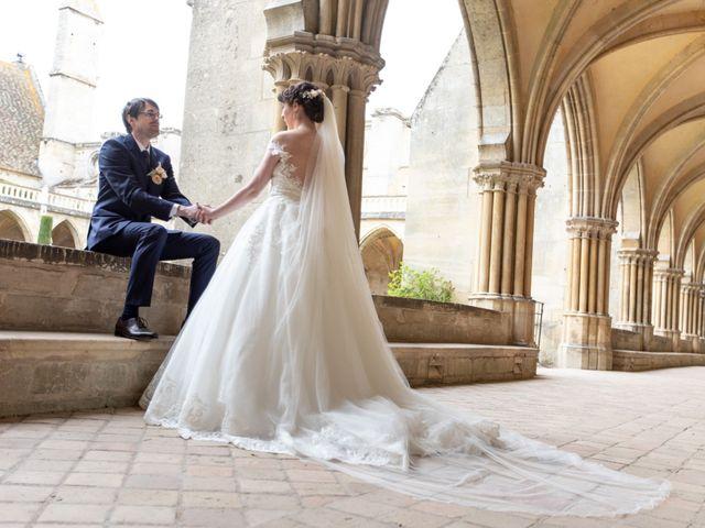 Le mariage de Marc et Delphine à Sainte-Geneviève, Oise 9