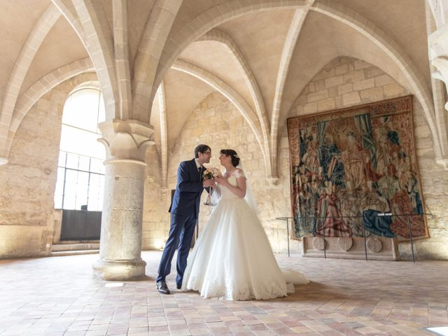 Le mariage de Marc et Delphine à Sainte-Geneviève, Oise 11