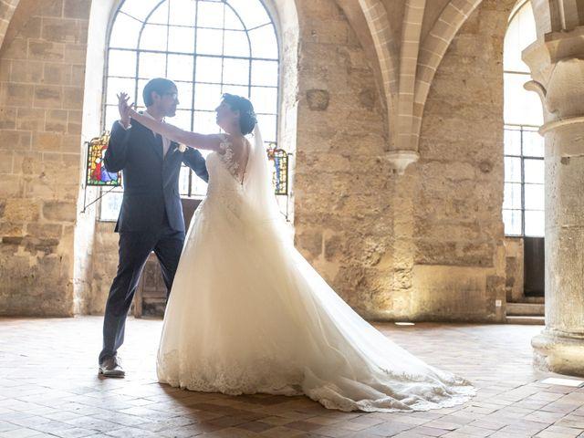 Le mariage de Marc et Delphine à Sainte-Geneviève, Oise 12