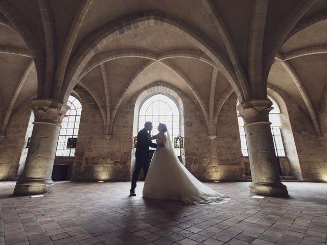 Le mariage de Marc et Delphine à Sainte-Geneviève, Oise 13