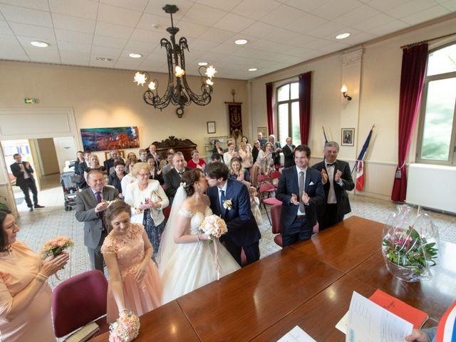 Le mariage de Marc et Delphine à Sainte-Geneviève, Oise 16