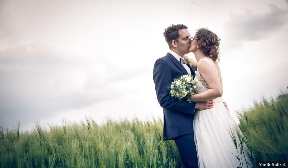 Le mariage de Ben et Clotilde à Steenwerck, Nord