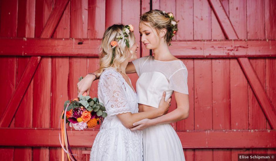 Le mariage de Elise et Myriam à Halluin, Nord