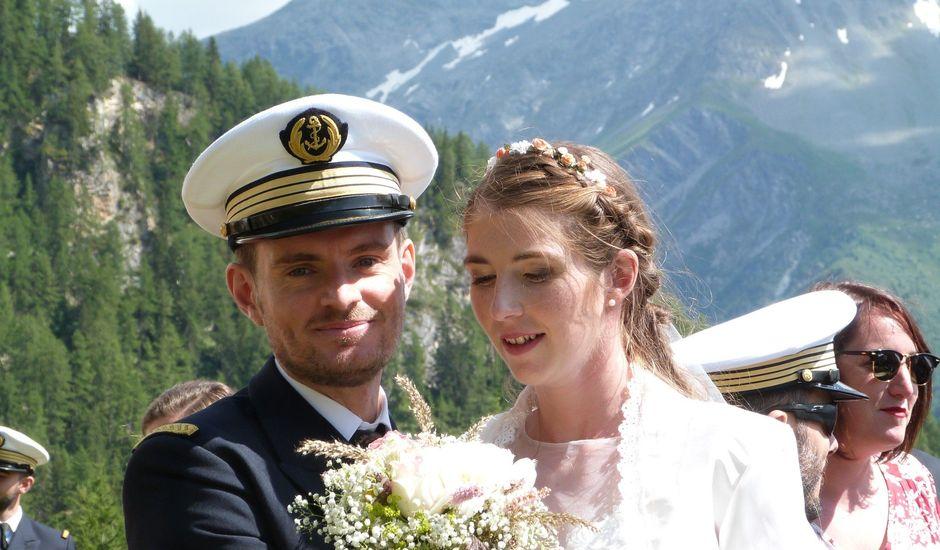 Le mariage de Jean et Léa à Peisey-Nancroix, Savoie