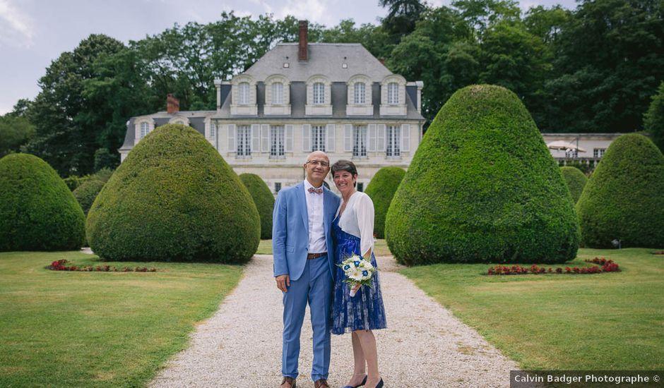 Le mariage de Franck et Carine à Savonnières, Indre-et-Loire