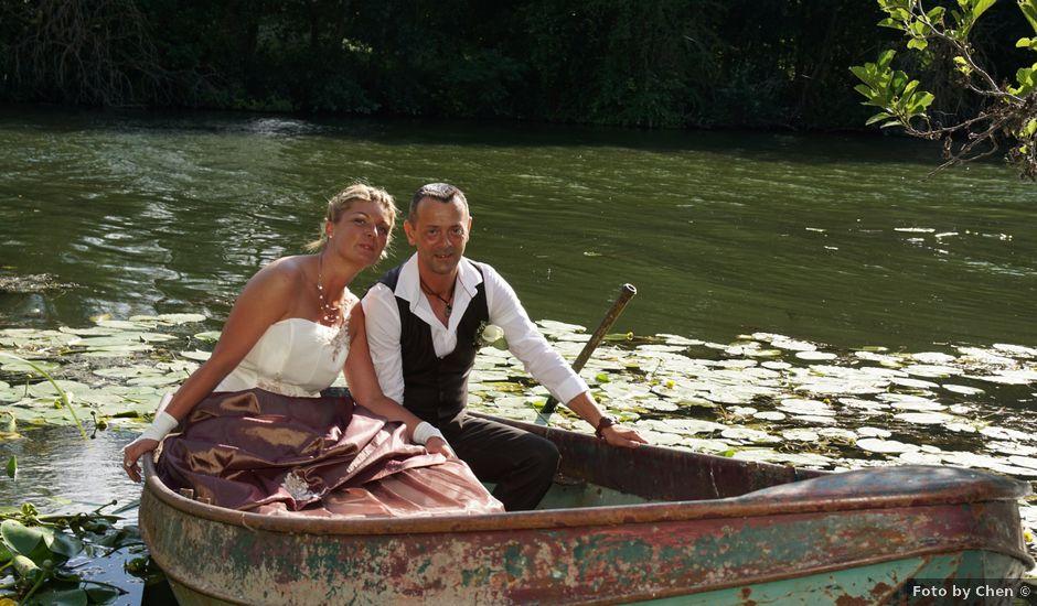 Le mariage de Gilles et Corinne à Vernon, Eure