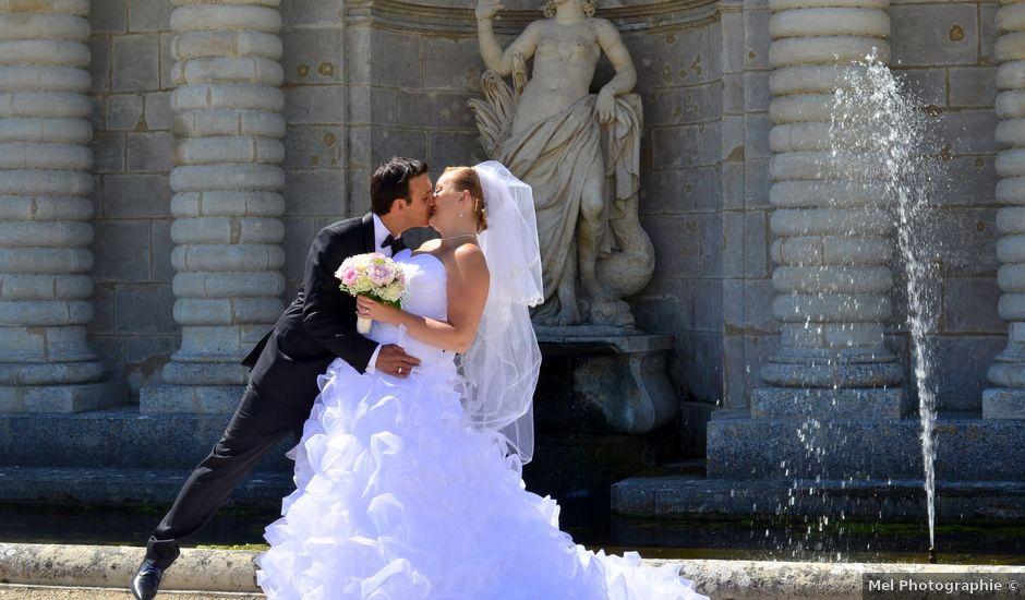 Le mariage de Alexis et Elise à Luzarches, Val-d'Oise